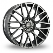 Image for Momo Revenge Anthracite Alloy Wheels