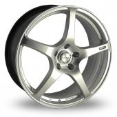 Image for Dare Evo_5 Hyper_Silver Alloy Wheels