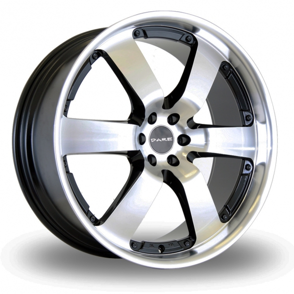 Zoom Dare Outlaw Black_Polished Alloys