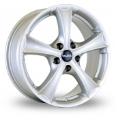 Image for Dare T888 Silver Alloy Wheels