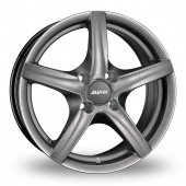Alutec Grip Graphite Alloy Wheels