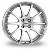 Image for Dezent V Silver Alloy Wheels