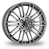 Image for Wolfrace Murago Silver Alloy Wheels