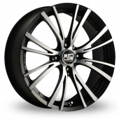 MSW 20-4 Alloy Wheels