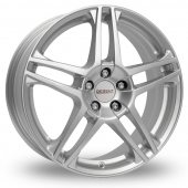 "15"" Dezent RB Silver Special Offer Alloy Wheels"