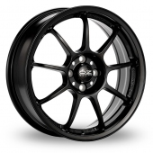 Image for OZ_Racing Alleggerita_HLT Black Alloy Wheels