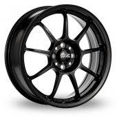 Image for OZ_Racing Alleggerita_HLT Black Alloy Wheels