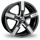 Image for OZ_Racing Versilia Black_Polished Alloy Wheels