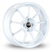 Image for OZ_Racing Alleggerita_HLT White Alloy Wheels