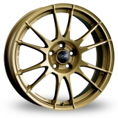 Image for OZ_Racing Ultraleggera Gold Alloy Wheels