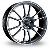 Image for OZ_Racing Ultraleggera_HLT Chrystal_Titanium Alloy Wheels