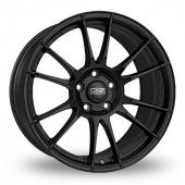 Image for OZ_Racing Ultraleggera_HLT Matt_Black Alloy Wheels