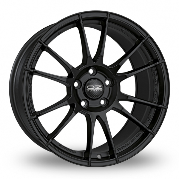 Zoom OZ_Racing Ultraleggera_HLT Matt_Black Alloys