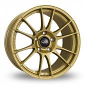 Image for OZ_Racing Ultraleggera_HLT Gold Alloy Wheels