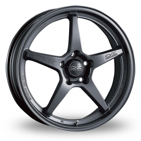 oz racing crono ht graphite alloys 195 45 16 vredestein sportrac 5 tyre package alloy wheel. Black Bedroom Furniture Sets. Home Design Ideas