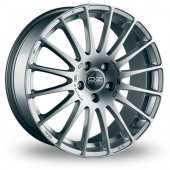 Image for OZ_Racing Superturismo_GT Silver Alloy Wheels