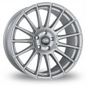 Image for OZ_Racing Superturismo_Dakar Silver Alloy Wheels