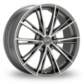 Image for OZ_Racing Envy Silver_Polished Alloy Wheels