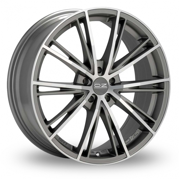 Zoom OZ_Racing Envy Silver_Polished Alloys