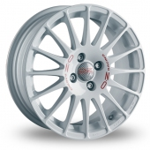Image for OZ_Racing Superturismo_WRC White Alloy Wheels