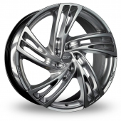 Image for OZ_Racing Sardegna Chrystal_Titanium Alloy Wheels
