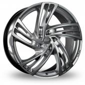 Image for OZ_Racing Sardegna Chrystal_Titanium Alloy Wheels