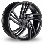 Image for OZ_Racing Sardegna Graphite Alloy Wheels