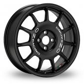 Image for OZ_Racing Leggenda Black Alloy Wheels