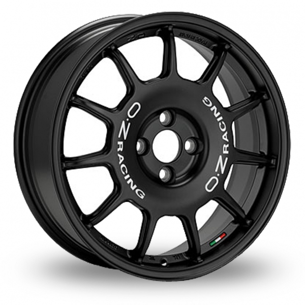 Zoom OZ_Racing Leggenda Black Alloys