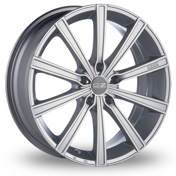 Zoom OZ_Racing Lounge_10 Silver_Polished Alloys