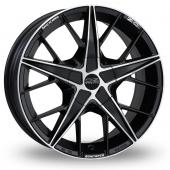 Image for OZ_Racing Quaranta Black_Polished Alloy Wheels
