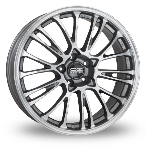 Zoom OZ_Racing Botticelli Grey Alloys