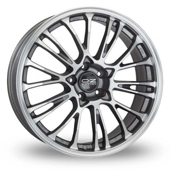 Zoom OZ_Racing Botticelli Grey Alloys