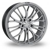 Zito Miracle Hyper Black Alloy Wheels