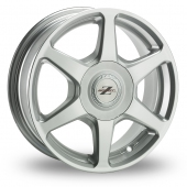 Image for ZCW Nice Silver Alloy Wheels