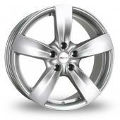 Image for Xtreme X70 Silver Alloy Wheels