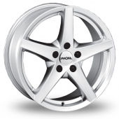 Image for Ronal R41 Silver Alloy Wheels
