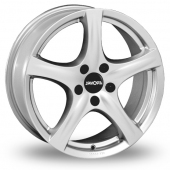 Image for Ronal R42 Silver Alloy Wheels
