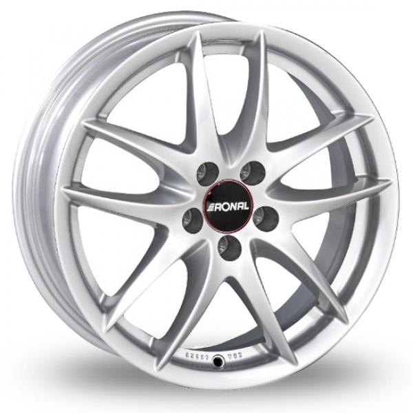 Zoom Ronal R46 Silver Alloys