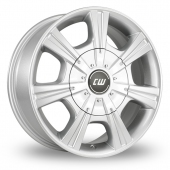 Image for CW_(by_Borbet) CH Silver Alloy Wheels