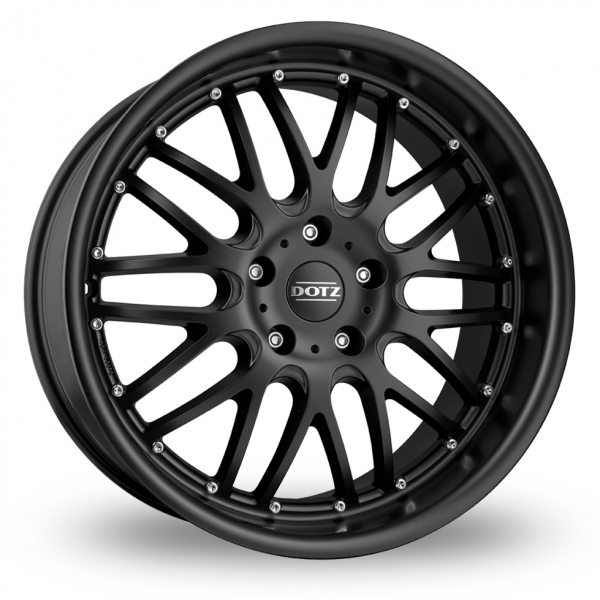 Picture of 18 Inch Dotz Mugello Black Alloy Wheels