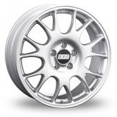 BBS VZ Silver Alloy Wheels
