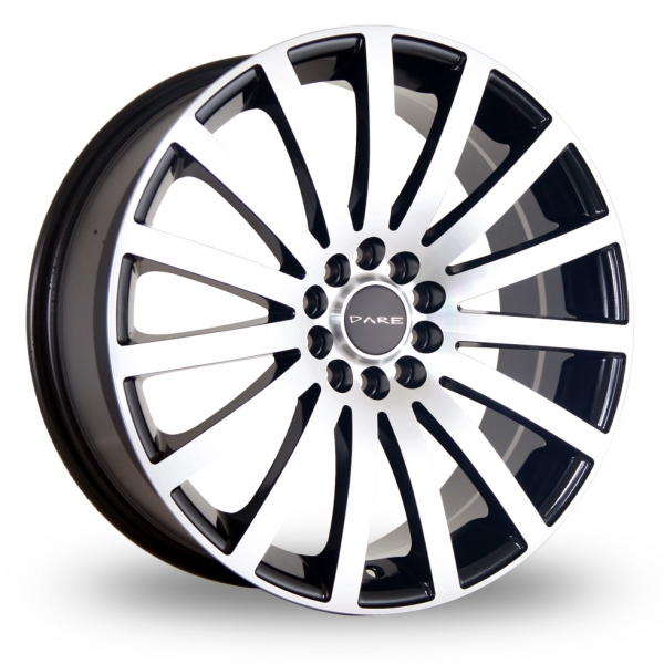 Zoom Dare Madisson Black_Polished Alloys