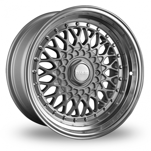 Zoom Dare DR-RS Silver_Chrome_Rivets Alloys