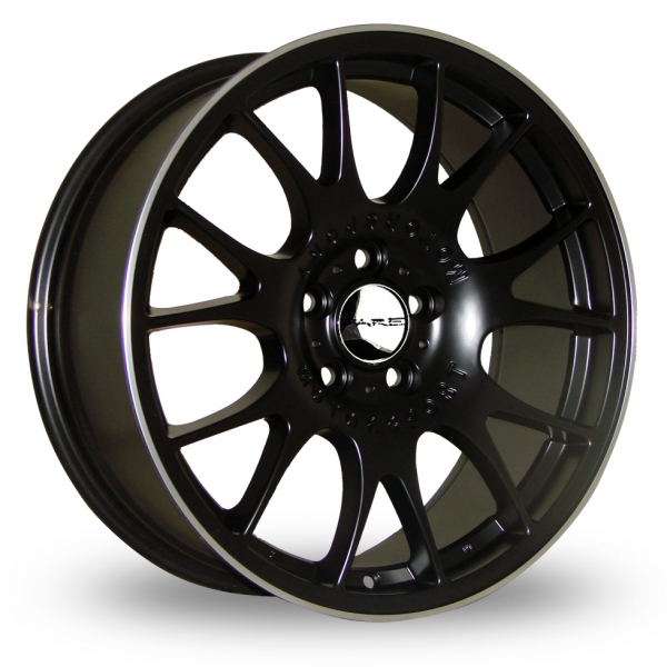 Zoom Dare DR-CH Black_Polished Alloys