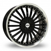 Image for ZCW Charge Black_Polished Alloy Wheels