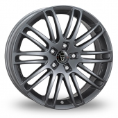Image for Wolfrace Murago Graphite Alloy Wheels