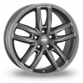 Image for ATS Radial Grey Alloy Wheels