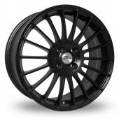 Image for Zito Spyder Matt_Black Alloy Wheels