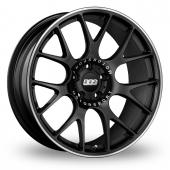 BBS CH-R Black Alloy Wheels